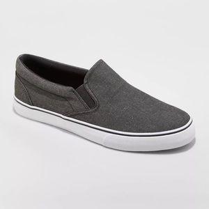 Men's Phillip Sneakers - Goodfellow & Co™ Charcoal